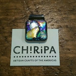 .925 Chiripa sterling pendant